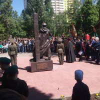 Открытие памятника :: Александр Алексеев