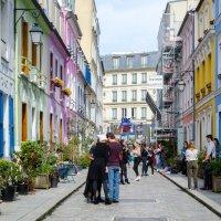 Париж,совсем нетипичная улица :: Наталия
