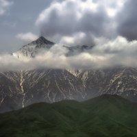 Вершины Тянь-Шаня :: Галина Ильясова