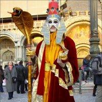 Карнавал в Венеции :: Lüdmila Bosova (infra-sound)