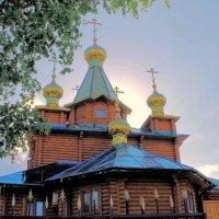 Золотые купола собою небо осветили. :: Валентина ツ ღ✿ღ