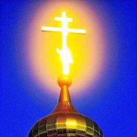 День Святого  Духа  Снято 28 мая 2018 в 17 час :: олег свирский