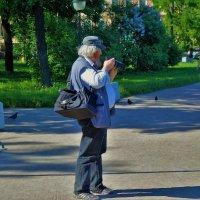 Наш человек... :: Sergey Gordoff