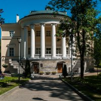 Запасной дворец, теперь ЗАГС города Пушкина. Санкт-Петербург :: Елена Кириллова