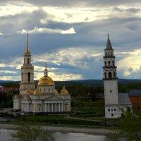На закате :: Нэля Лысенко