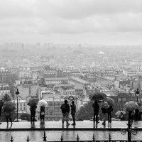 Монмартр,дождь,апрель :: Наталия