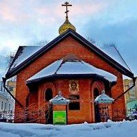 Храм в честь Ксении Петербургской :: Raduzka (Надежда Веркина)