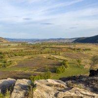 В долине реки Селенги :: Борис Коктышев