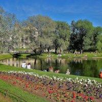 Лето в старинном Саду... :: Sergey Gordoff