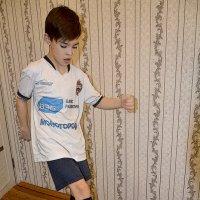 Футболист вернулся... :: Дмитрий Петренко