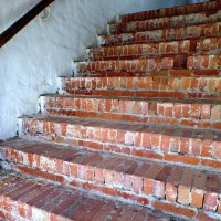 Монастырская лестница. :: Марина Харченкова