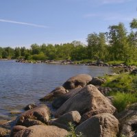 У озера :: lady v.ekaterina