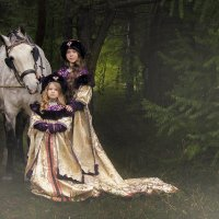 Царская охота :: Ольга Юртаева