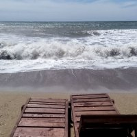 Море, море - мир бездонный... :: Александр Буторин