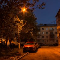 Ранним утром :: Дмитрий Костоусов