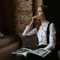 в кофейне :: Виталий Валерьевич