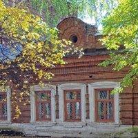Старая архитектура :: Галина Каюмова