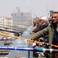 Рыбалка.Стамбул. :: Галина Кучерина