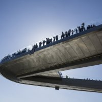 Парящий мост :: marmorozov Морозова