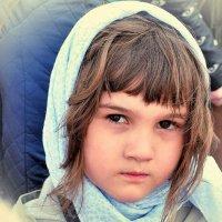 Нет ничего прекрасней, чем детские глаза! Они такие чистые, как будто небеса! :: Татьяна Помогалова