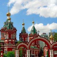 Храм и небеса :: Александр Машков (alex2009vm)