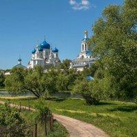 Боголюбский женский монастырь. :: Александр Теленков