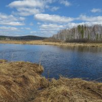 Весна на реке :: Александр Смирнов