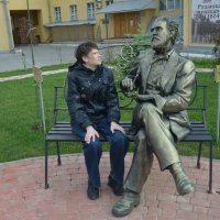 Диалог с поэтом :: Александр Буянов