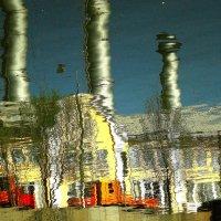 Отражение реальности   Москва :: олег свирский