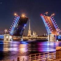 Романтика Питерских вечеров :: 30e30 (Игорь) Васильков