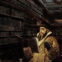 любите книгу, источник знаний :: Николай Семёнов