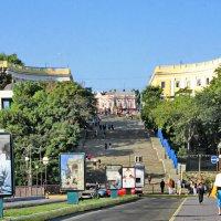 Потёмкинская лестница :: Андрей K.