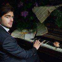 За роялем :: Алексей Филимошин