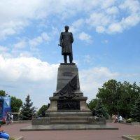 Памятник П.С. Нахимову :: Наталья NataliNkaC Смирнова