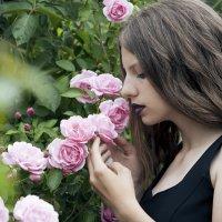 Цветы... :: Рина Вишня