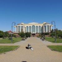 Дворец правосудия :: Евгения Чередниченко