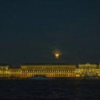 Луна. :: Анатолий Корнейчук