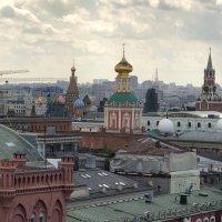 Вид со смотровой площадки Детского мира :: Ирина Бруй
