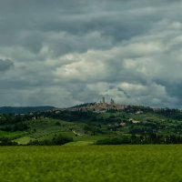 Тоскана. Сан-Джаминьяно. :: Надежда Лаптева