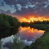 Закаты мая :: sergej-smv