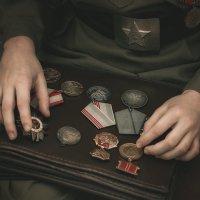 Храните деда ордена, :: Елена Кузнецова