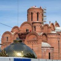 Главный купол готов к подъему :: Сергей Лындин