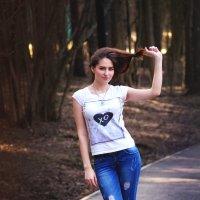 В парке :: Надежда Журавкова