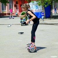Удержать баланс..:) :: Андрей Заломленков