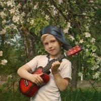 Маленький гитарист :: Наталья Третьяк