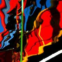 Радостный день  Крит  отражения :: олег свирский