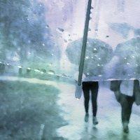Вижу дождь :: Ирина Сивовол