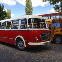 Автобусная старина :: M Marikfoto