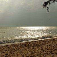 Луч солнца пробился сквозь облака. :: sav-al-v Савченко