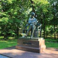 Памятник А.С.Пушкину :: ofinogen